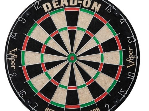 Dart Board - Dead On