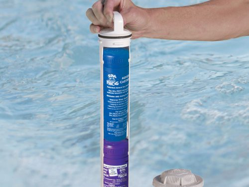SPA FROG In-Line Sanitizing System with Bromine